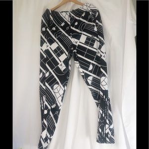 Adidas Sample Joggers Warm Up Pants M
